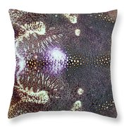 Dungeness Crab Shell Throw Pillow
