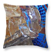 Dunkin Ice Coffee 20 Throw Pillow