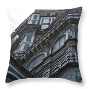Duomo In Florence Throw Pillow