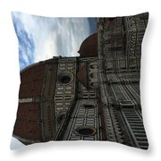 Duomo Throw Pillow