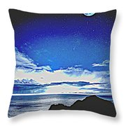 Durdle Door, Wareham, United Kingdom 2b Throw Pillow