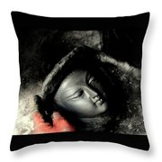 Durga Throw Pillow