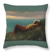 Dutch  Dreams  Throw Pillow