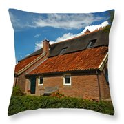 A Home In The Netherlands  Throw Pillow