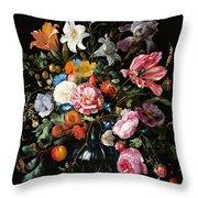 Dutch Still Life #2 Throw Pillow
