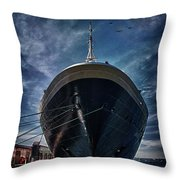Dutchman Throw Pillow