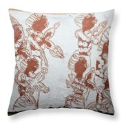 Duty 2 Throw Pillow
