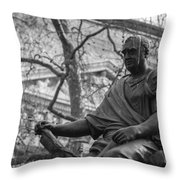 Duty Throw Pillow