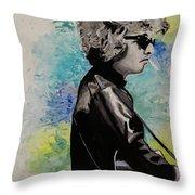 Dylan 1 Throw Pillow