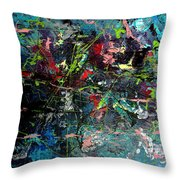 Dynamic Mind 1.0  Throw Pillow