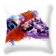 Eagle Rise Throw Pillow