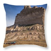 Eagle Rock Throw Pillow