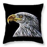 Eagle - Sa96 Throw Pillow