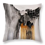 Eagle Spirit Throw Pillow