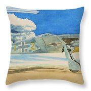 Eagle's Flight Throw Pillow
