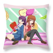 #eanf# Throw Pillow