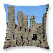 Earl's Palace Throw Pillow