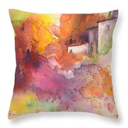 Early Afternoon 03 Throw Pillow