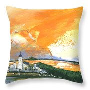 Early Afternoon 15 Throw Pillow
