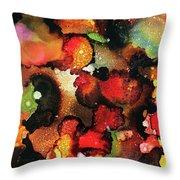 Early Autumn Light Throw Pillow