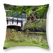 Early Fall Throw Pillow