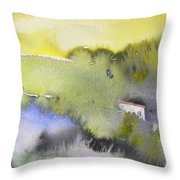 Early Morning 04 Throw Pillow