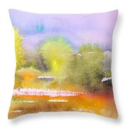 Early Morning 06 Throw Pillow