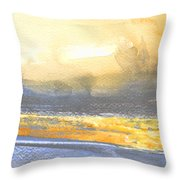 Early Morning 15 Throw Pillow