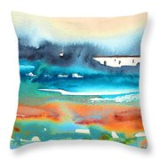 Early Morning 17 Throw Pillow