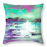 Early Morning 20 Throw Pillow