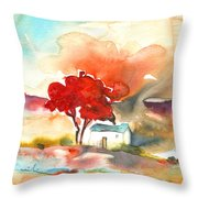 Early Morning 22 Throw Pillow