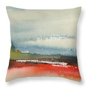 Early Morning 23 Throw Pillow