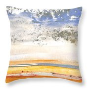 Early Morning 27 Throw Pillow