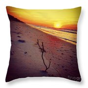 Early Morning Beauty Throw Pillow