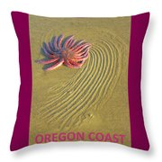 Early Morning Rescue Throw Pillow