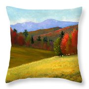 Early October Throw Pillow