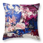 Earth, As Is 3 Throw Pillow