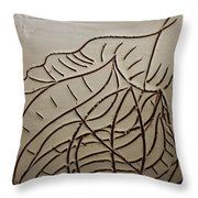 Earth Dreams  - Tile Throw Pillow