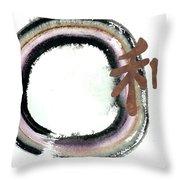 Earth Harmony II Throw Pillow