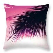 Earth Heart Kahakai Throw Pillow