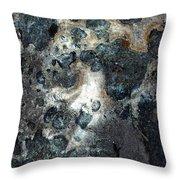 Earth Memories - Stone # 8 Throw Pillow