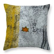 Earth-the Dangers Of Loneliness     Throw Pillow