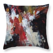 Earth's Voice Throw Pillow