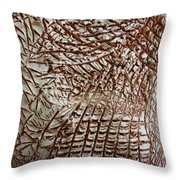 Earths Yield - Tile Throw Pillow