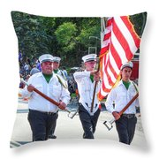 East Durham Volunteer Fire Company Inc 1 Throw Pillow