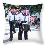 East Durham Volunteer Fire Company Inc 5 Throw Pillow