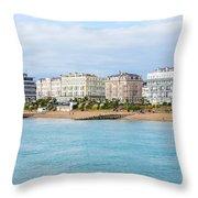 Eastbourne 1 Throw Pillow