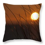 Easter Beach Part 4 Throw Pillow