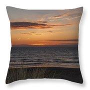 Easter Beach Part 5 Throw Pillow