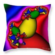 Easter Potatoes 207 Throw Pillow